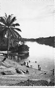 ¤¤ -   GABON   -  MOUILA  -  Embarcadère Sur La N'Gounié      -  ¤¤ - Gabon