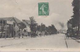 92 - ANTONY -    La Route D'Orléans - Antony