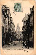 BRIVE (19) La Rue Toulzac - Carte Postée - Brive La Gaillarde