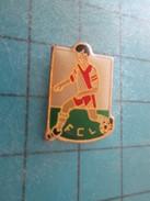 Pin311c Pin´s Pins / Beau Et Rare : SPORTS / FOOTBALL CLUB DE FOOT FCL - Football