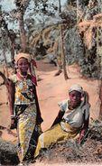 ¤¤ -   L'Afrique En Couleurs   -  Jeunes Elégantes   -  ¤¤ - Postcards