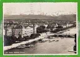 Zürich - Bellevue, Utoquai - ZG Zoug