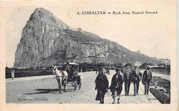 ¤¤ -   GIBRALTAR   -   Rock From Neutral Ground   -  ¤¤ - Gibraltar
