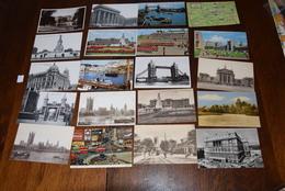 Cartes Postales De Grande Bretagne, Lot 9 - Cartes Postales