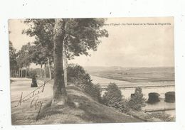Cp , 88 , Environs D'EPINAL , Le Pont Canal Et La Plaine De DOGNEVILLE , Dos Simple , Voyagée - Francia