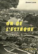 13016 MARSEILLE L'ESTAQUE LIVRE DE LOUIS GOSSE UN DE L'ESTAQUE 96 PAGES PLUS DE 200 ILLUSTRATIONS - Provence - Alpes-du-Sud