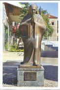 Macedonia Skopje.Monument Of Mother Teresa.UNUSED POSTCARD - Mazedonien