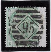 Grande Bretagne N°53 - Oblitéré - TB - Unclassified