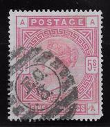 Grande Bretagne N°87 - Oblitéré - B/TB - Unclassified