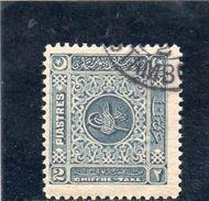 TURQUIE 1914 O - 1921-... République