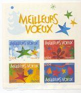 44 Au 47 - Meilleurs Voeux (2004)- - Adhesive Stamps