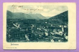 Bellinzona - TI Tessin