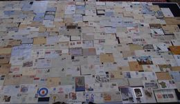 France Very Fine Postal History Collection (290+ Items). Pre-stamp, Classics, Early Fdcs,meter Marks,Foire+++ - Sammlungen