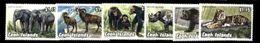 (002) Cook Islands  Animals / Animaux / Tiere / Dieren   ** / Mnh  Michel 1341-46 - Cookeilanden