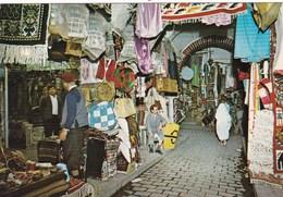 TUNIS SOUK DES ETOFFES (dil315) - Tunisia