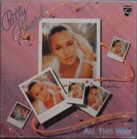* LP *  PATTY BRARD - ALL THIS WAY (Holland 1981 EX!!!) - Rock