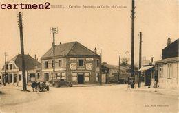 VILLERS-BRETONNEUX CARREFOUR DES ROUTES DE CORBIE ET D'AMIENS 80 - Villers Bretonneux