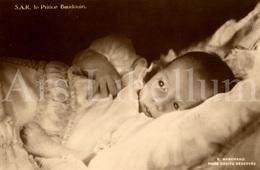 Postcard / ROYALTY / Belgium / Belgique / Prince Baudouin  / Prins Boudewijn / Unused / Photo R. Marchand - Familles Royales