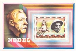 Haute-Volta 1977 BF N° 8 ** Nobel - Alto Volta (1958-1984)