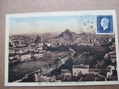 HAUTE LOIRE  43   LE PUY   - VUE GENERALE COTE OUEST    TTB - Le Puy En Velay
