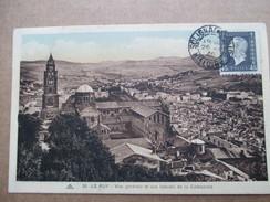 HAUTE LOIRE  43   LE PUY   -     VUE         TTB - Le Puy En Velay