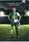 AUSTRIA FUSSBALL SK RAPID WIEN 2011 STEFFEN HOFMANN CALCIO VOETBAL FOOTBALL SOCCER WIEN ENERGIE - Fussball