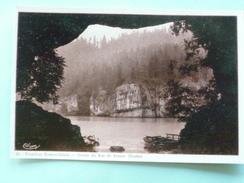 V7-74-G-dép.-25-doubs-frontiere Franco-suisse-grottes Du Roi De Prusse-- - Non Classificati