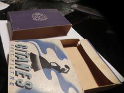 2 PAQUETS DE CIGARETTES VIDES .  BOYARDS CAPORAL ET GITANES   BOUT FILTRE - Around Cigarettes