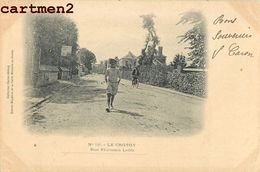 LE CROTOY RUE FLORENTIN LEFILS 80 - Le Crotoy