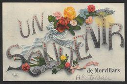 MORVILLARS Fantaisie Souvenir (ELD) Belfort (90) - France