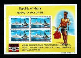 Nauru  Nº Yvert  HB-4  En Nuevo - Nauru
