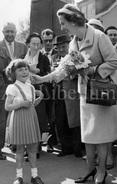 Postcard / ROYALTY / Belgium / Belgique / Reine Fabiola / Koningin Fabiola / Fabiola De Mora Y Aragon / Bastogne - Bastogne