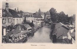 [18] Cher > Vierzon L'abbaye Bateaux Lavoir Et Lavandieres - Vierzon