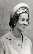 Postcard / ROYALTY / Belgique / Reine Fabiola / Koningin Fabiola / Fabiola De Mora Y Aragon / Herbeumont / 1962 - Herbeumont