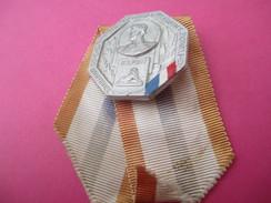 Insigne  De Sport/ Gymnastique/ Championnats De France/ FFG/Masc. Fémin. Indiv. /BELFORT/Augis,Lyon/1954       SPO170 - Gymnastique