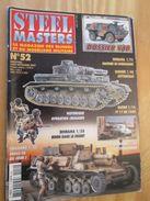 """WW2013-2  REVUE De Maquettes Plastiques """"STEEL MASTERS"""" N°52 De 2002  , Valait 5.95 € En Kiosque , Le Sommaire De C - Magazines"""