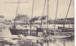 BATZ. - Port D'attache Des Bateaux De Pêche - Batz-sur-Mer (Bourg De B.)