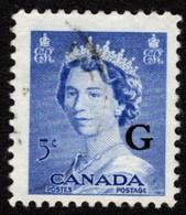 Canada - Scott #O37 Used - Service