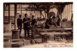 D 28 DREUX .Collège Rotrou .Les Ateliers - Escuelas