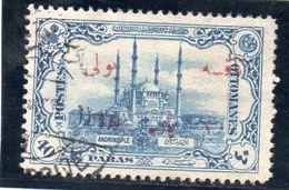 TURQUIE 1913 O - 1921-... République