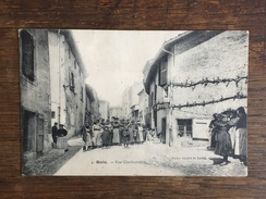 BOEN (42) Rue Charbonnerie - Francia