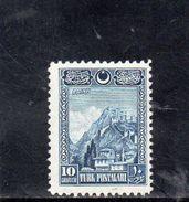 TURQUIE 1926 * - Nuevos