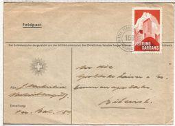 SUIZA CC CORREO MILITAR STAB TERRITORIAL BAT 159 - Documents