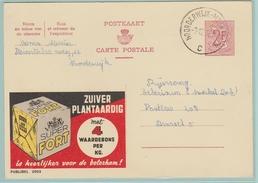 Pub2 Publibel 2053  Savon  Noorderwijk- 9.12.65 - Entiers Postaux