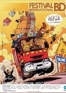 Programme KRINGS Festival BD Sisteron 2013 (Tuniques Bleues Astérix Agent 212...) - Libros, Revistas, Cómics