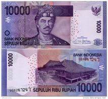 INDONESIA        10,000 Rupiah      P-150[h]       2016/2005   UNC [ 10000 ] - Indonesia