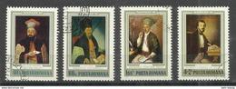 """Rumänien 3129-32 """"4 Briefmarken Im Satz Zur Briefmarkenausstellung SOCFILEX III"""" Gestempelt Mi. 1,70 - 1948-.... Républiques"""