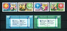 Nauru  Nº Yvert  203/6-214/7  En Nuevo - Nauru