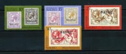 Nauru  Nº Yvert  135/8  En Nuevo - Nauru