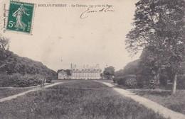 [28] Eure Et Loir > Boulay Thierry Le Château Vue Prise Du Parc - France